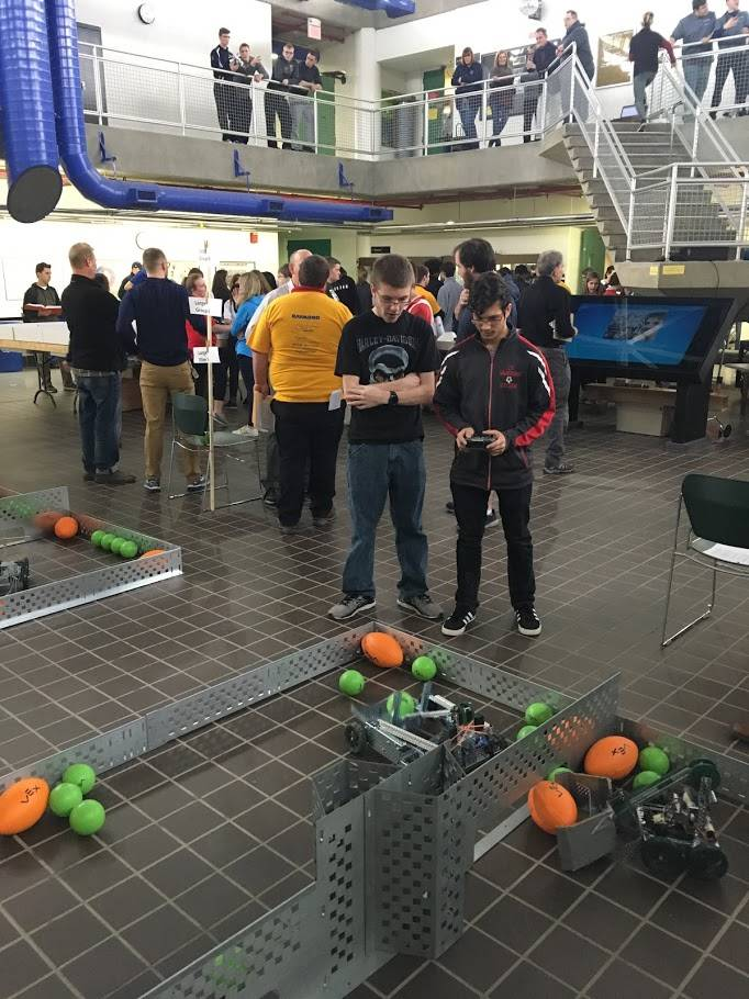 Southern Tier Robotics Competition 10