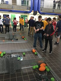 Southern Tier Robotics Competition 9