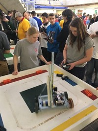 Southern Tier Robotics Competition 8