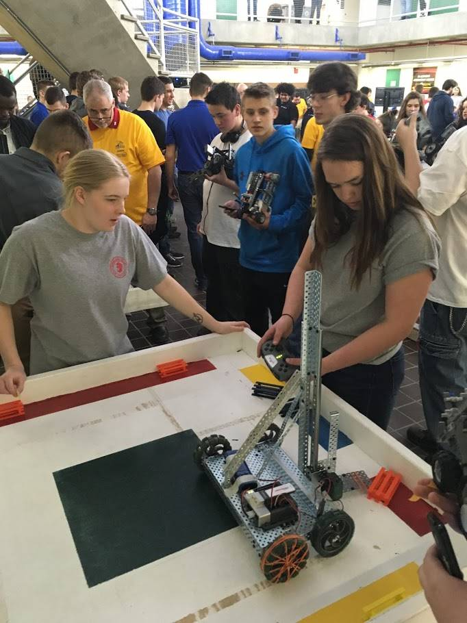 Southern Tier Robotics Competition 7
