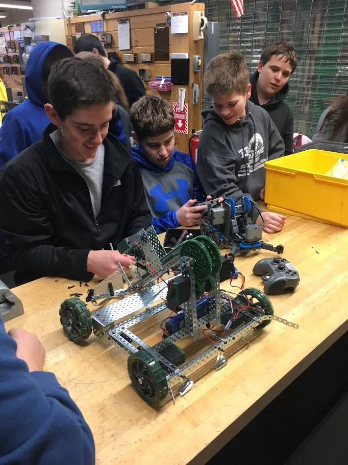Southern Tier Robotics Competition 3