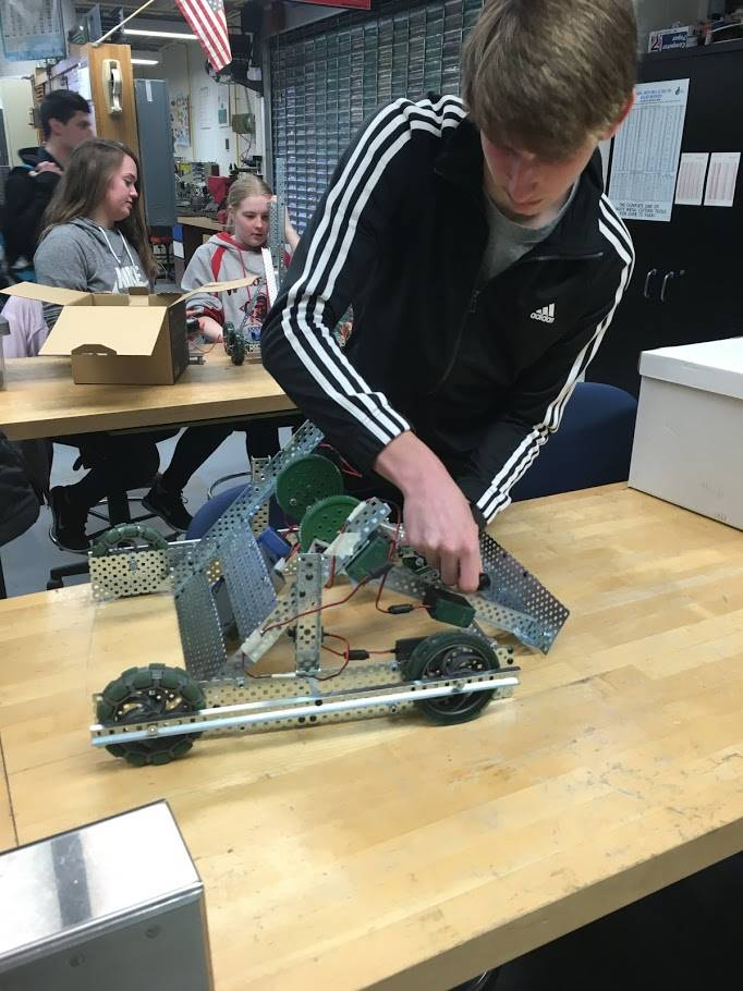 Southern Tier Robotics Competition 2