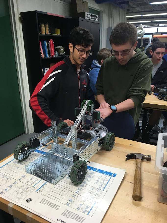 Southern Tier Robotics Competition 1