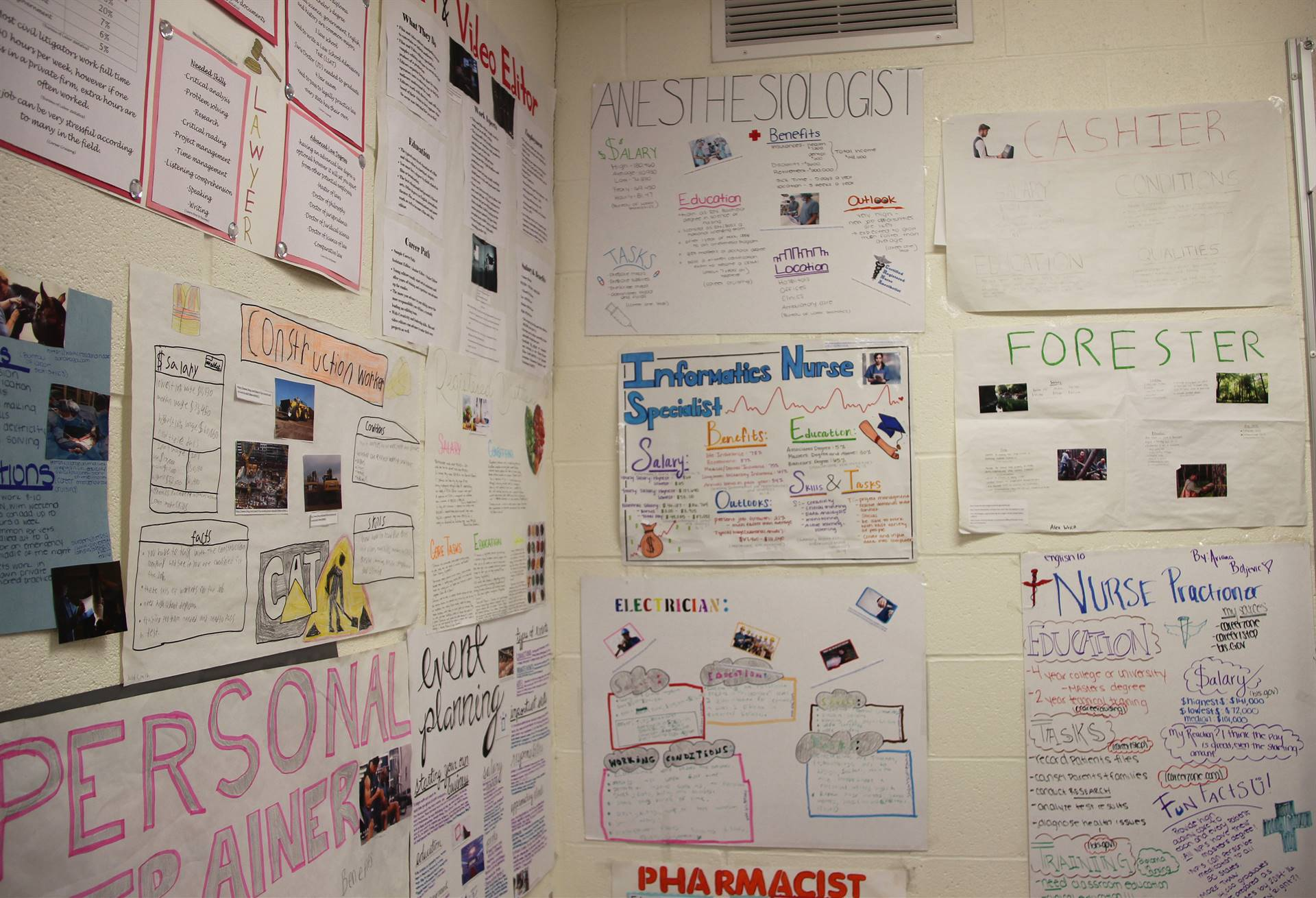 career research projects 5