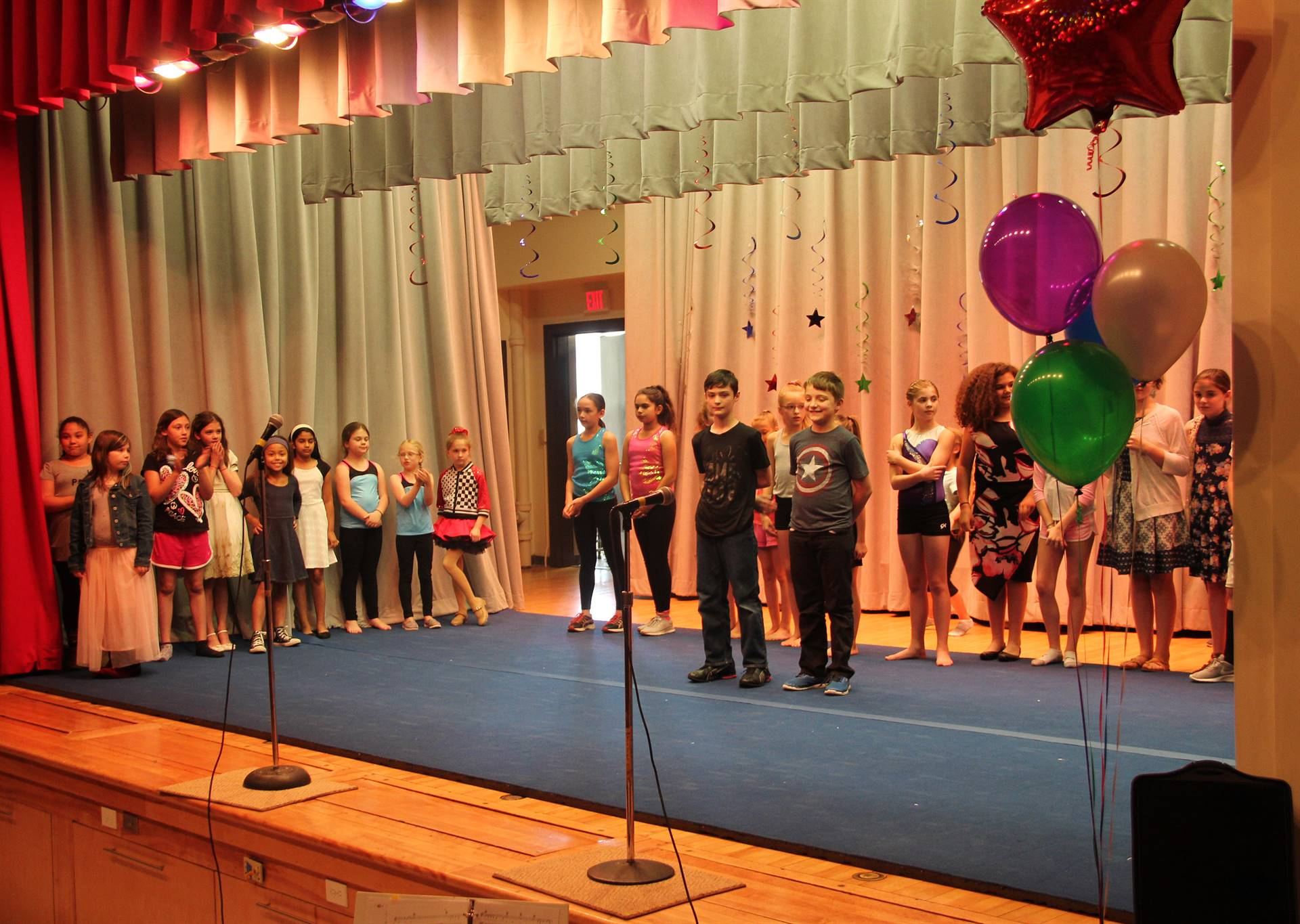 Talent Show 57