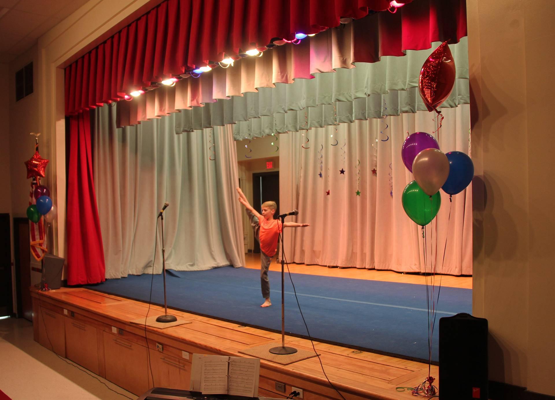 Talent Show 48