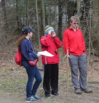 students participating in envirothon 18
