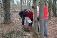 students participating in envirothon 13