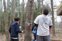 students participating in envirothon 2
