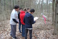 students participating in envirothon 1