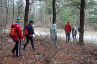 students participating in envirothon 14