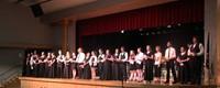 seniors being recognized