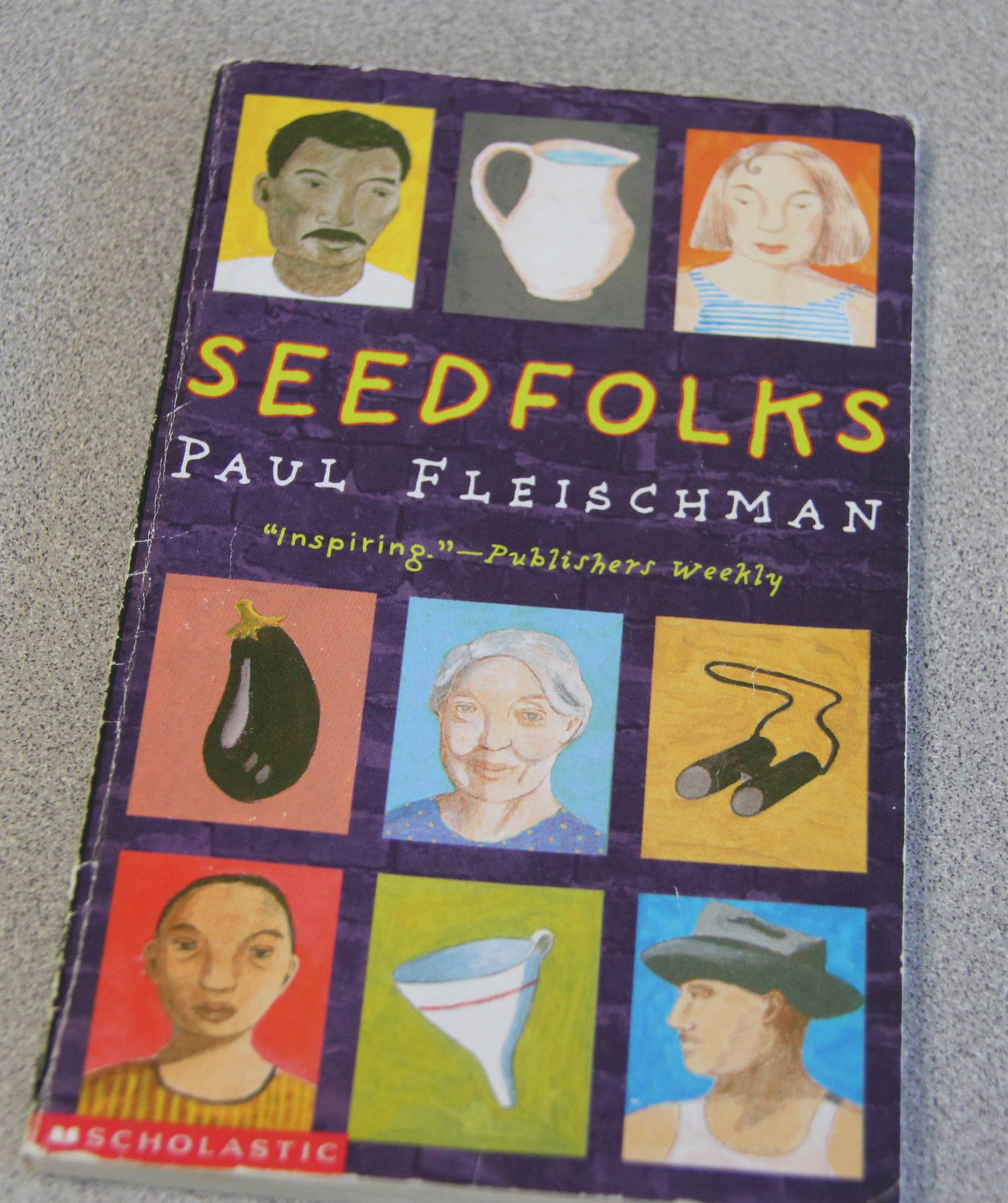 seed folks book