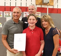 Fifth Grade Moving Up Ceremony 243