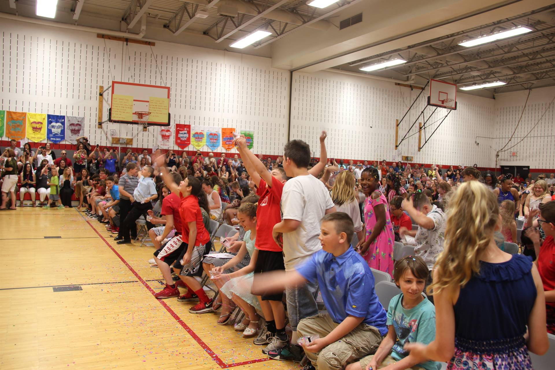 Fifth Grade Moving Up Ceremony 241