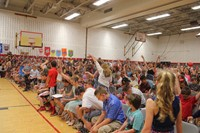 Fifth Grade Moving Up Ceremony 240