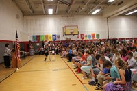 Fifth Grade Moving Up Ceremony 239