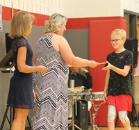 Fifth Grade Moving Up Ceremony 234