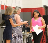 Fifth Grade Moving Up Ceremony 232