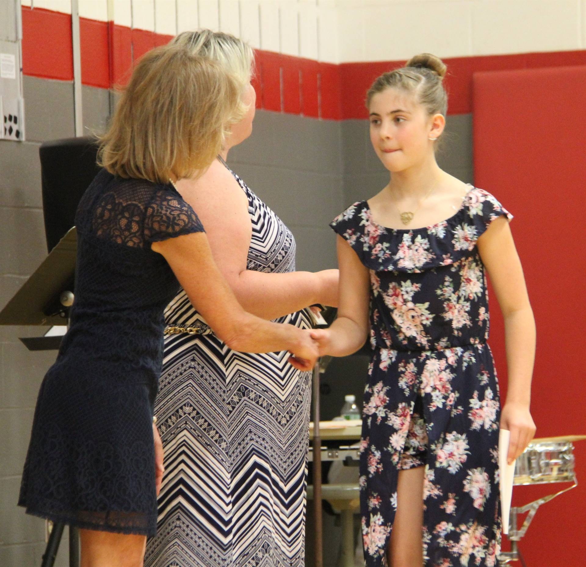 Fifth Grade Moving Up Ceremony 231