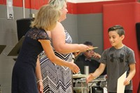 Fifth Grade Moving Up Ceremony 230