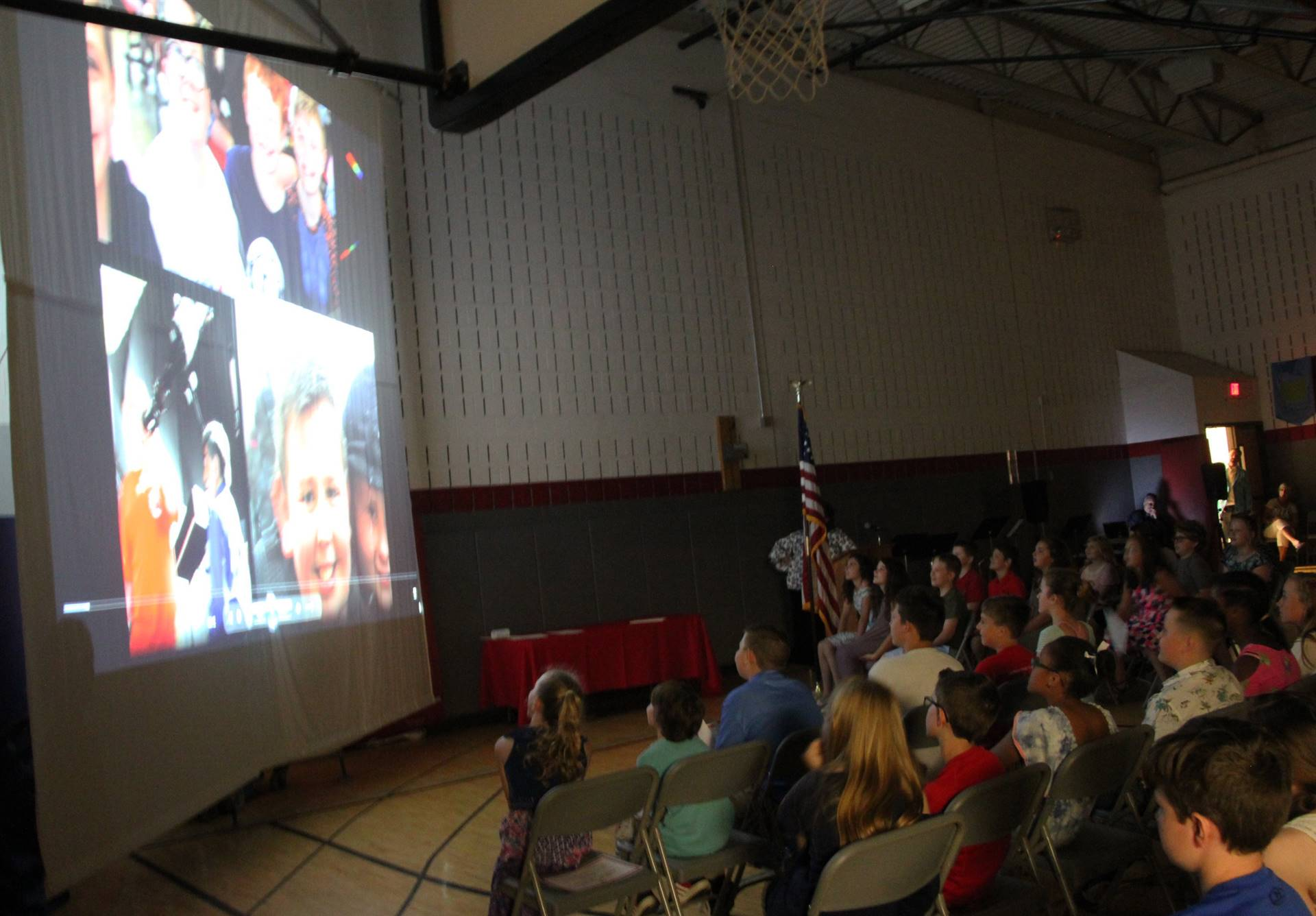 Fifth Grade Moving Up Ceremony 238