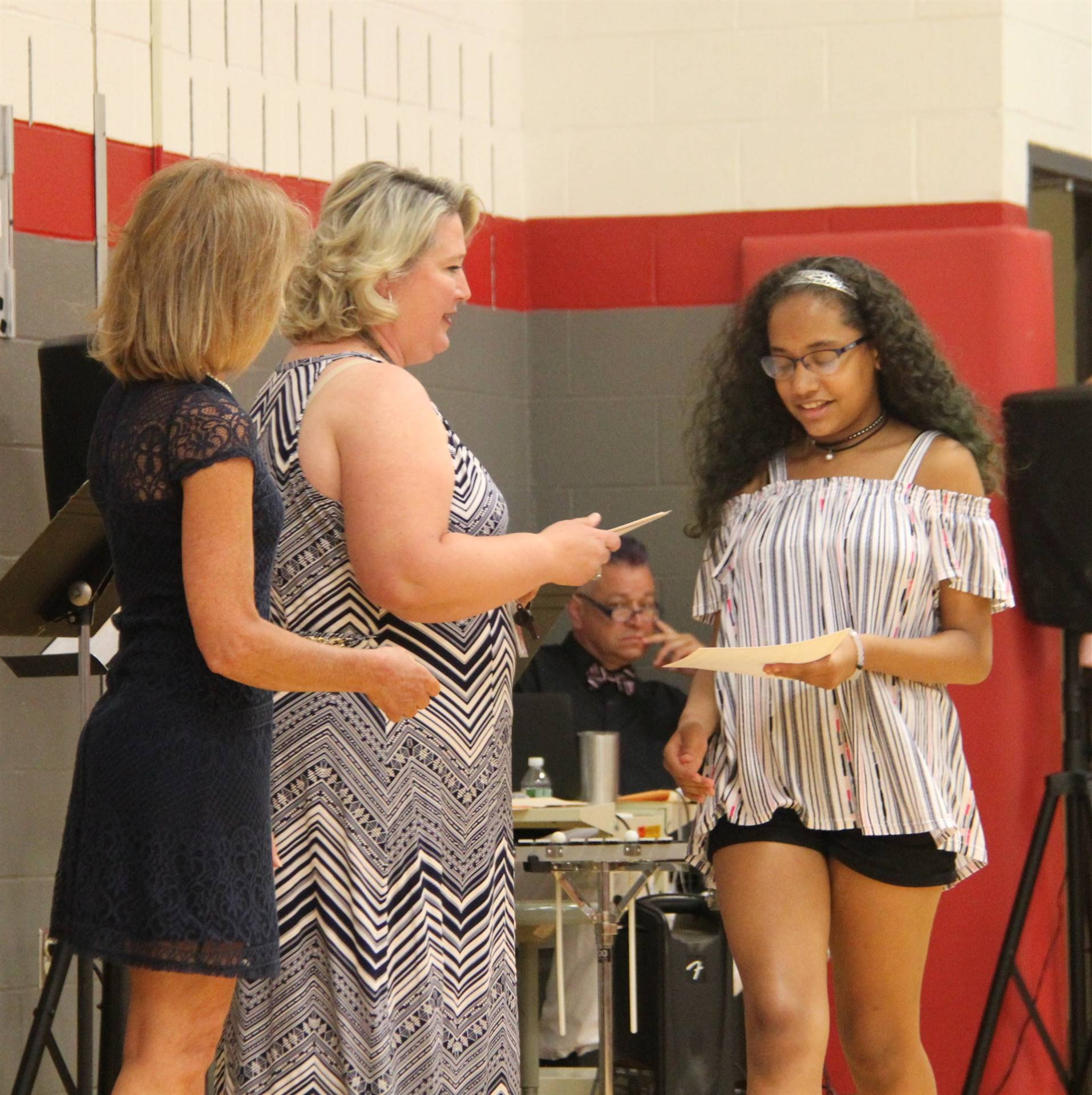 Fifth Grade Moving Up Ceremony 229