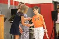 Fifth Grade Moving Up Ceremony 228