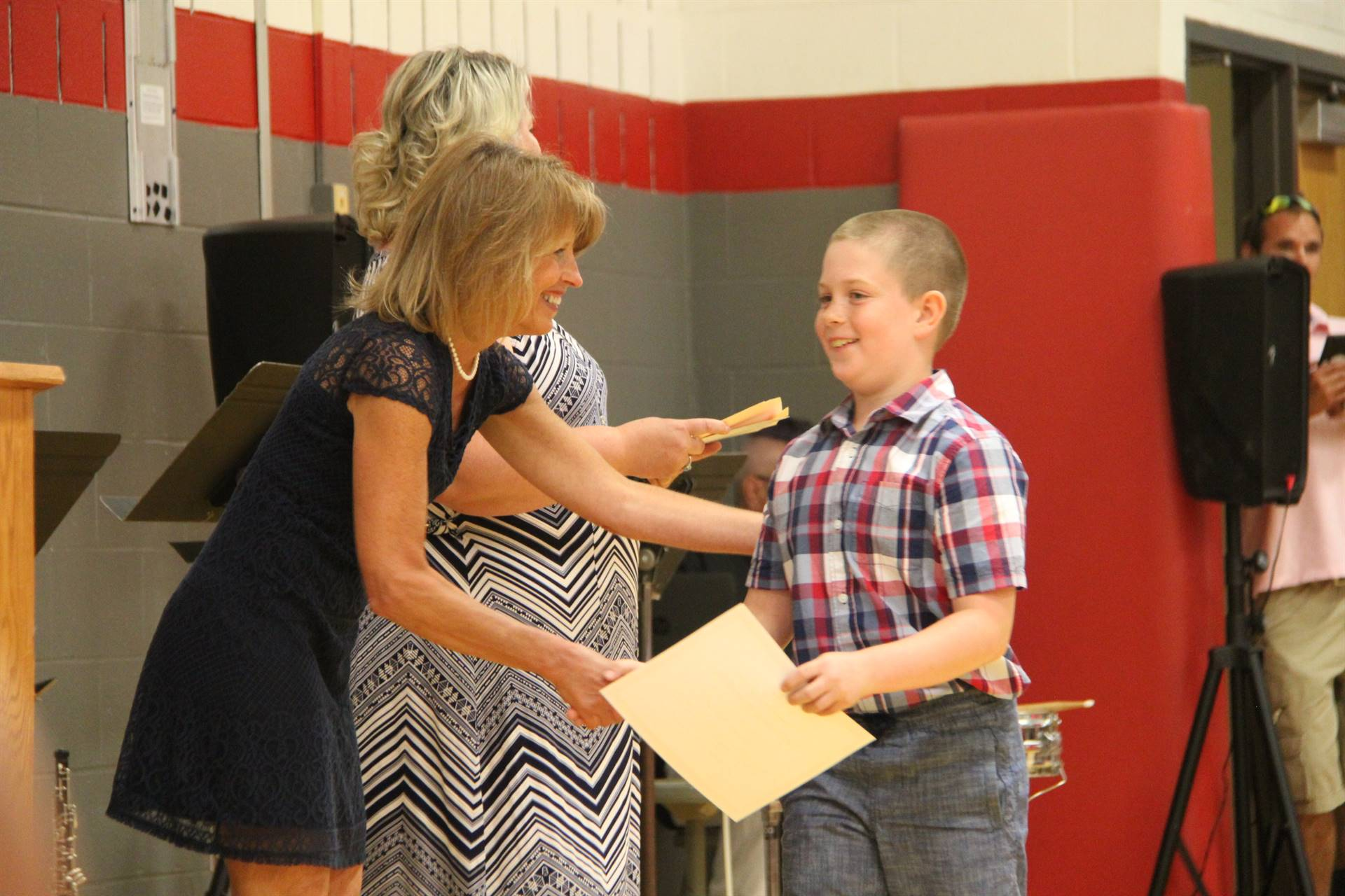 Fifth Grade Moving Up Ceremony 227