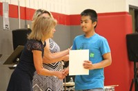 Fifth Grade Moving Up Ceremony 226