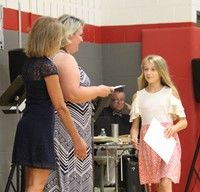Fifth Grade Moving Up Ceremony 225