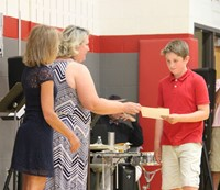 Fifth Grade Moving Up Ceremony 224