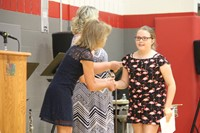 Fifth Grade Moving Up Ceremony 222