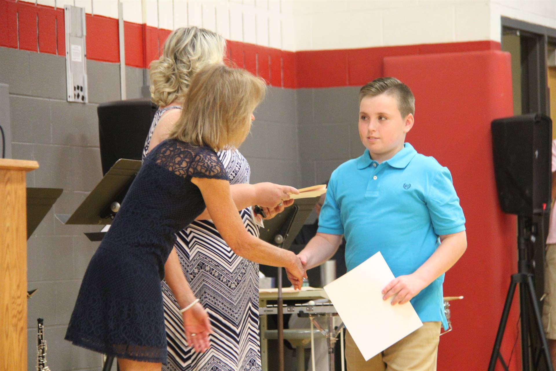 Fifth Grade Moving Up Ceremony 221
