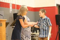 Fifth Grade Moving Up Ceremony 220