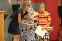 Fifth Grade Moving Up Ceremony 237
