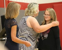 Fifth Grade Moving Up Ceremony 218