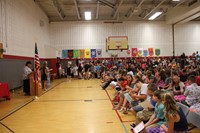 Fifth Grade Moving Up Ceremony 216