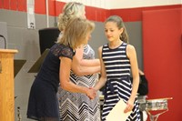 Fifth Grade Moving Up Ceremony 236