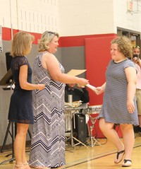 Fifth Grade Moving Up Ceremony 235