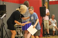 Fifth Grade Moving Up Ceremony 214