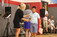 Fifth Grade Moving Up Ceremony 210
