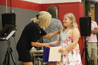 Fifth Grade Moving Up Ceremony 209
