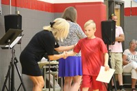 Fifth Grade Moving Up Ceremony 213