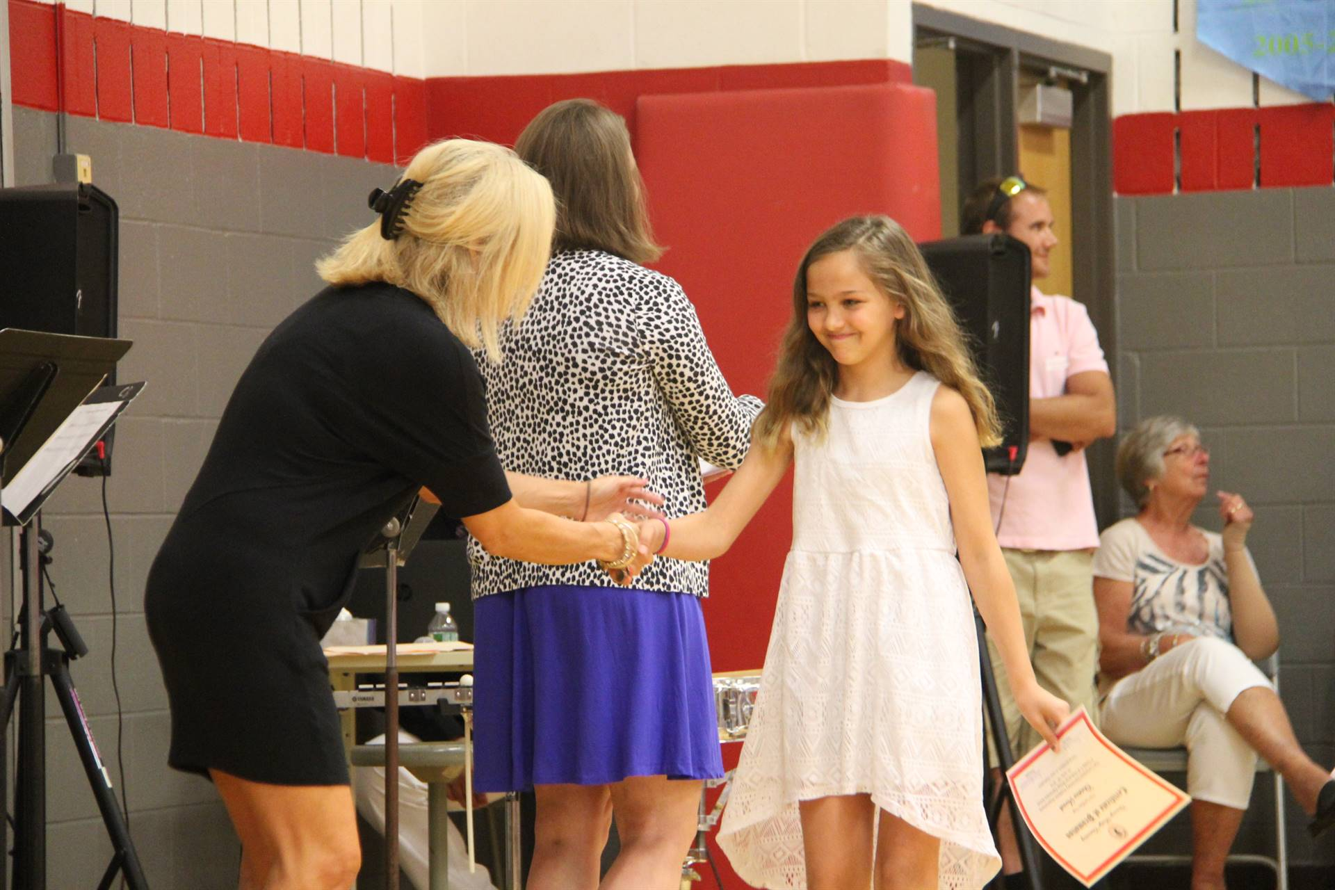 Fifth Grade Moving Up Ceremony 212