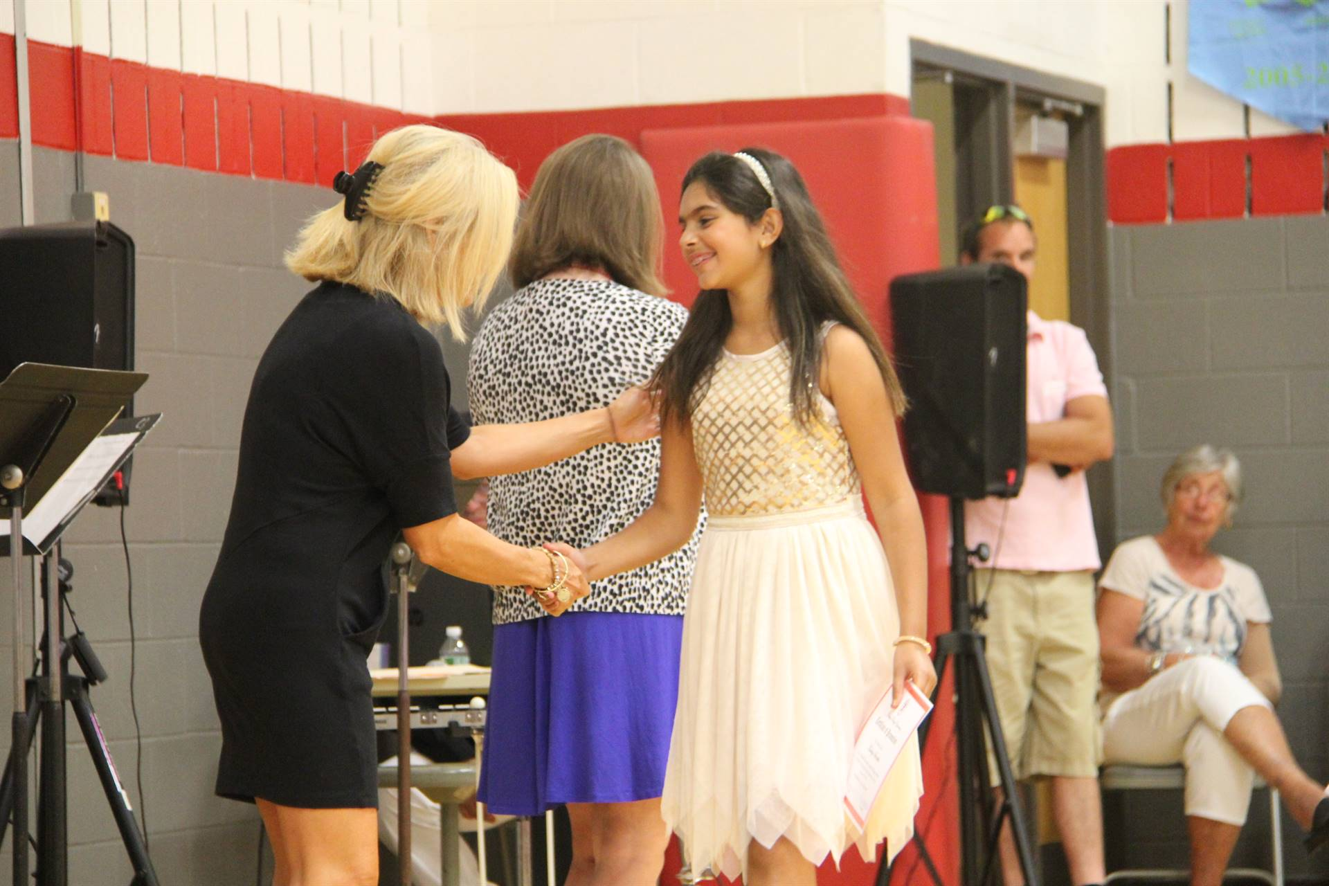 Fifth Grade Moving Up Ceremony 211