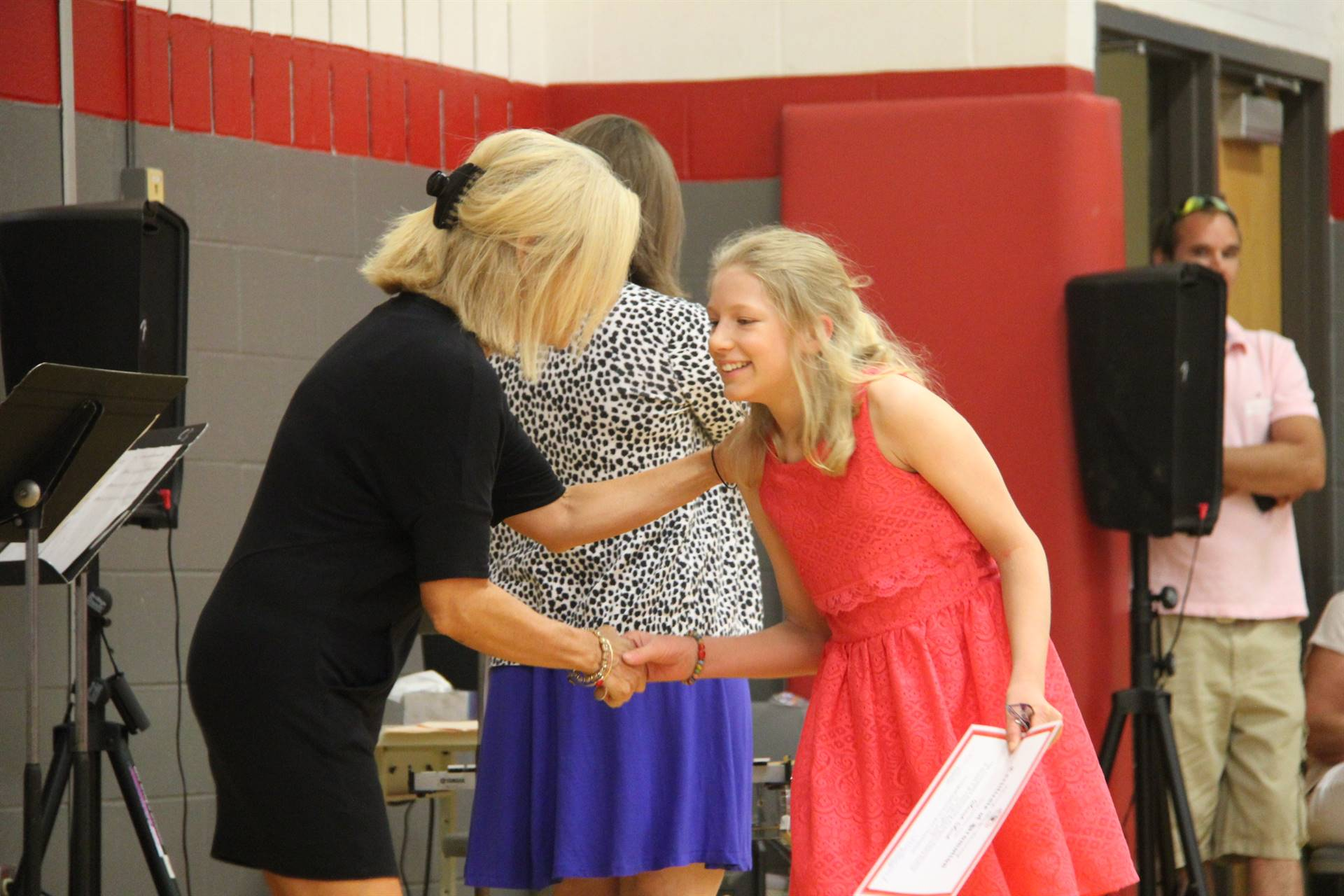 Fifth Grade Moving Up Ceremony 206