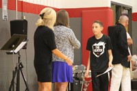Fifth Grade Moving Up Ceremony 200