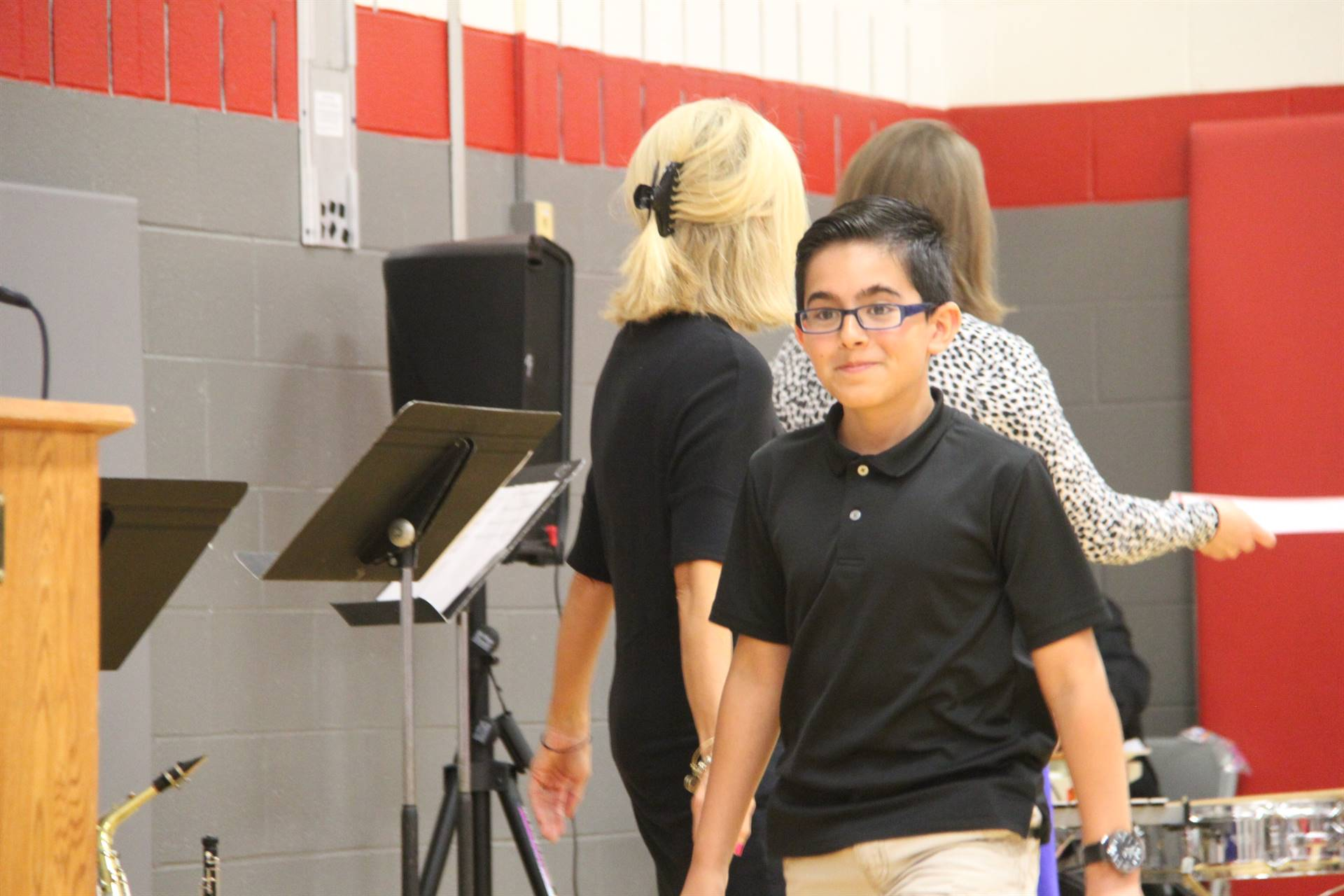 Fifth Grade Moving Up Ceremony 199