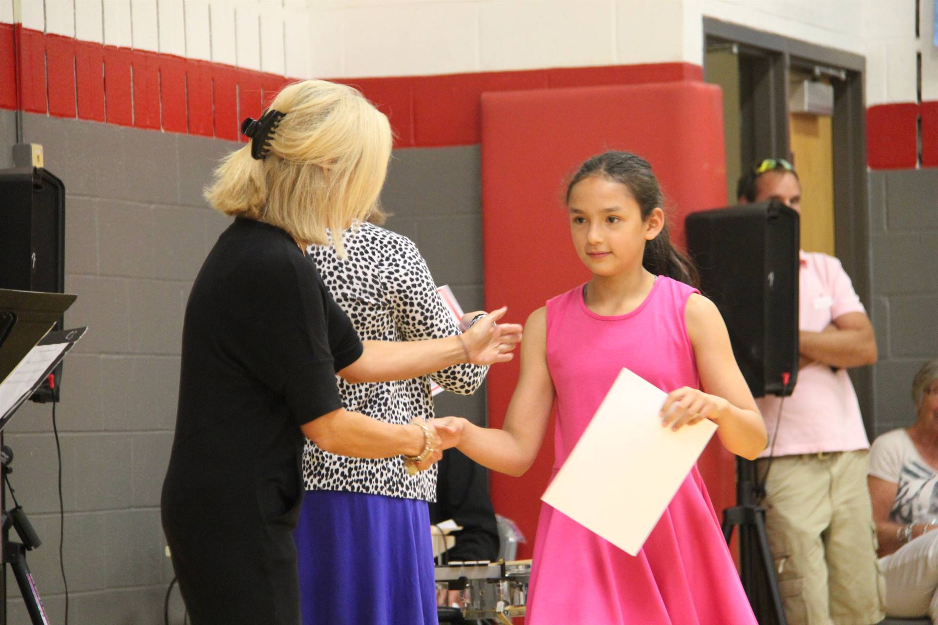 Fifth Grade Moving Up Ceremony 197